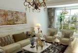 最漂亮的客廳沙發效果圖