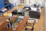 现代小户型沙发简洁的小客厅装饰装修效果图