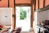 橙色120㎡大户型客厅背景墙乡村厨房里的新鲜颜色效果图欣赏