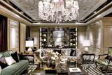 新古典古典新古典風格古典風格客廳裝修效果展示效果圖