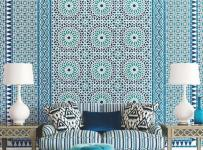 馬賽克背景墻混搭沙發背景墻單身公寓客廳沙發客廳背景墻酷勁十足的絢爛背景墻效果圖