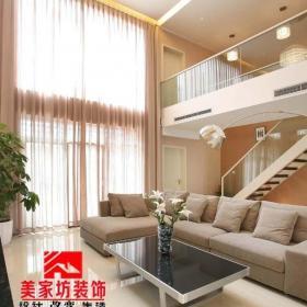 别墅挑高客厅装修效果图大全效果图