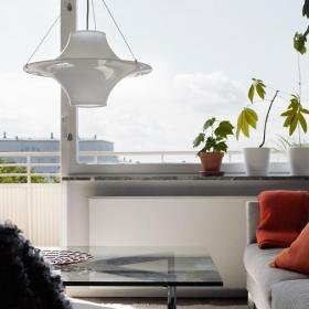 客厅阳台设计效果图片欣赏效果图