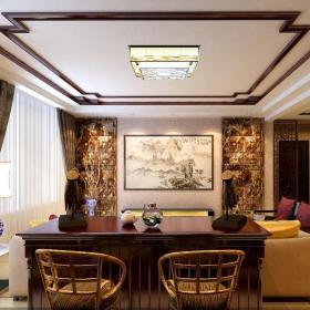 大客厅的3中风格挑战装修效果图