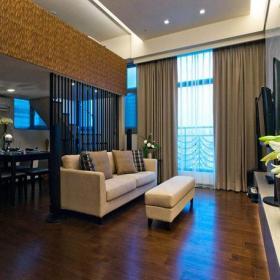 簡約風格樓房客廳吊頂裝修效果圖簡約風格電視柜圖片