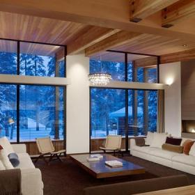 简约风格客厅2013别墅及温馨客厅15平米客厅改造效果图