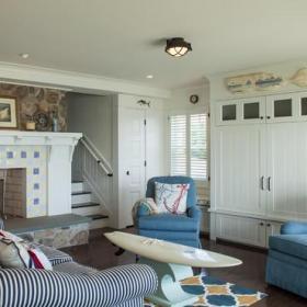 海边别墅20万以上2013别墅?#26696;?#35029;型15平米客厅设计效果图