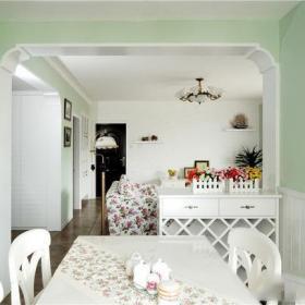 客廳與陽臺埡口裝飾圖片19效果圖大全