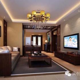 東南亞風格客廳沙發背景墻裝修效果圖東南亞風格沙發圖片