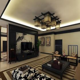 家庭裝修客廳設計圖展示效果圖大全