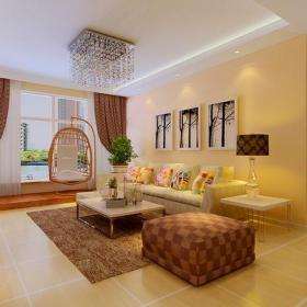 現代客廳客廳背景墻沙發背景墻效果圖