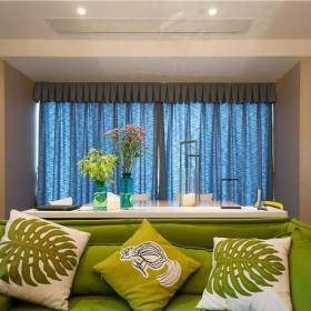 小户型现代风格客厅家装效果图大全