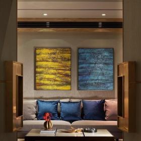 客厅家居装饰画效果图