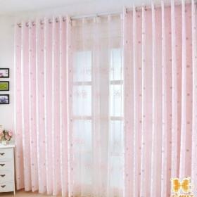 简约风客厅窗帘效果图片效果图