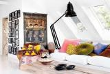 抱枕110㎡创意生活用品客厅沙发茶几客厅背景墙最讲究艺术之美的阁楼空间效果图大全