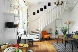 80后复式楼客厅效果图