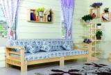 简约风格客厅背景墙装修效果图简约风格贵人缘松木家具图片
