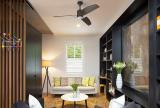 loft风格简约风格国外loft公寓效果图客厅设计