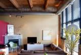简约风格小户型简洁3万-5万客厅沙发海外家居效果图