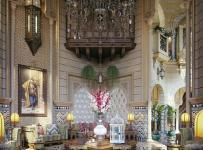 奢華古典歐式客廳裝修圖效果圖大全
