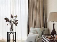 法式大戶型客廳沙發120㎡讓人感覺內心平靜的休閑空間裝修效果圖