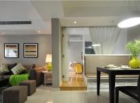 客厅与餐厅隔断墙设计效果图欣赏效果图