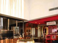 250㎡复式楼新中式风格客厅背景墙装修图片新中式风格茶几图片效果图大全