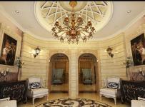 欧式风格四居室客厅吊顶装修图片效果图
