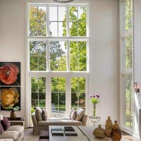 家庭设计室内客厅窗户图片大全效果图