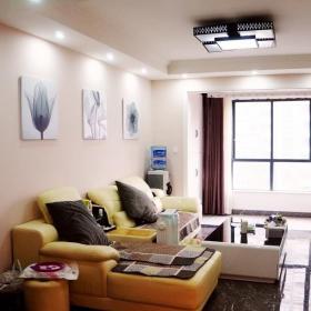 小户型客厅装修效果图大全图效果图