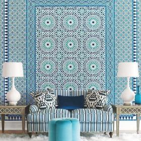 馬賽克背景墻混搭沙發背景墻單身公寓客廳沙發客廳背景墻酷勁十足的絢爛背景墻效果圖大全