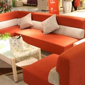 红苹果家具客厅装修图效果图