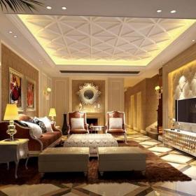 大理石背景墻沙發背景墻背景墻電視背景墻電視背景墻菱形磚歐式風格客廳背景墻裝修效果圖