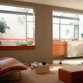 簡約風格地下室客廳裝修圖片簡約風格休閑椅圖片效果圖欣賞