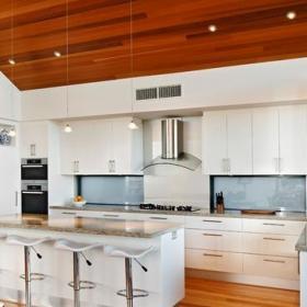 美式风格客厅2013别墅别墅豪华 6平方厨房装修效果图