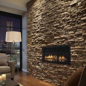 客厅客厅背景墙创意生活用品富有年代气息的电视背景墙设计装修效果图