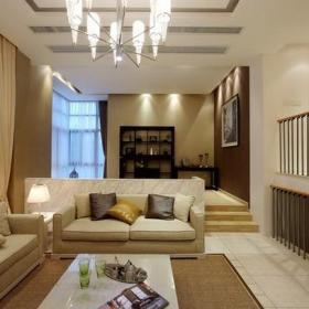 沙发茶几简约客厅实拍图效果图大全