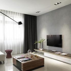 小户型客厅家装设计效果图