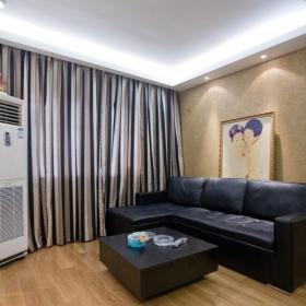 简约风格小户型简洁经济型客厅沙发婚房家装图片效果图