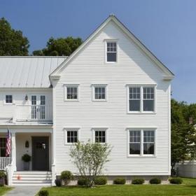 豪華美式風格客廳美式別墅及唯美白色室內裝修圖片效果圖