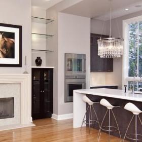 混搭风格房间欧式风格富裕型140平米以上2013简欧客厅改造效果图