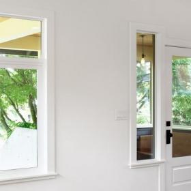 艺术美式乡村风格客厅乡村别墅实用客厅家装门厅装修效果图
