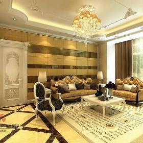 歐式歐式風格客廳背景墻沙發客廳沙發設計圖效果圖
