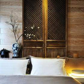 中式客廳背景墻臥室背景墻效果圖大全
