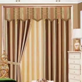 歐式窗簾效果圖 客廳窗簾效果圖