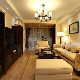 混搭电视柜沙发茶几客厅背景墙客厅实拍图效果图欣赏