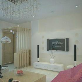 客厅家具个性沙发搭配图效果图