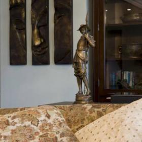 新古典古典新古典风格古典风格客厅案例展示效果图