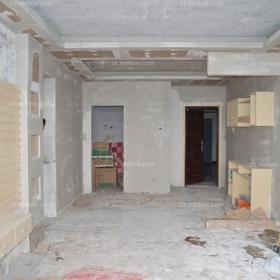 5月17日,吊顶石膏板、卧室、餐厅、客厅刮石膏。效果图欣赏