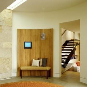 復式樓玄關裝修效果圖 客廳玄關裝修效果圖